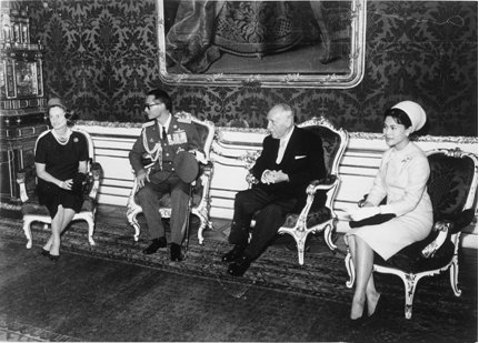 The State Visit 1964